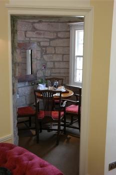 """Eget """"frokost""""-rom i hjørnet av """"stua"""""""