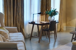 Stilige detaljer - Bilde lånt av hotellets hjemmeside.